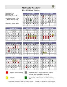 YES2014-2015SchoolCalendar-page-0
